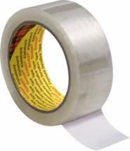 Scotch® Verpackungsklebeband 309, Transparent, Rolle a 66m