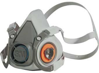 3M™ Halbmaskenkörper 6100