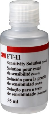 3M™ Sensitivity Test Lösung, Nachfüllflaschen, süß