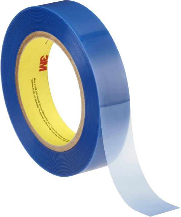 3M™ Polyester-Abdeck-Klebeband für Pulverlackierung 8901, Rolle a 66m