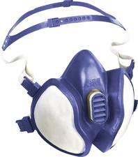 3M™ Halbmaske 4255 mit Kopfhalterung