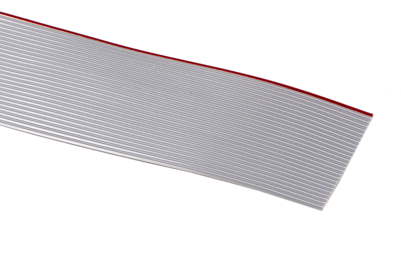 3M 3365/40 SF, Flachbandkabel, 40-polig, 3365 Serie, Litzenleiter, 1,27 mm, Grau, 30,5 m/Rolle