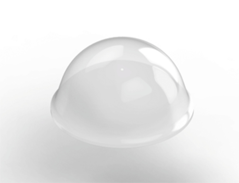 3M™ Bumpon™ SJ5344 Elastikpuffer, Transparent, 4 mm