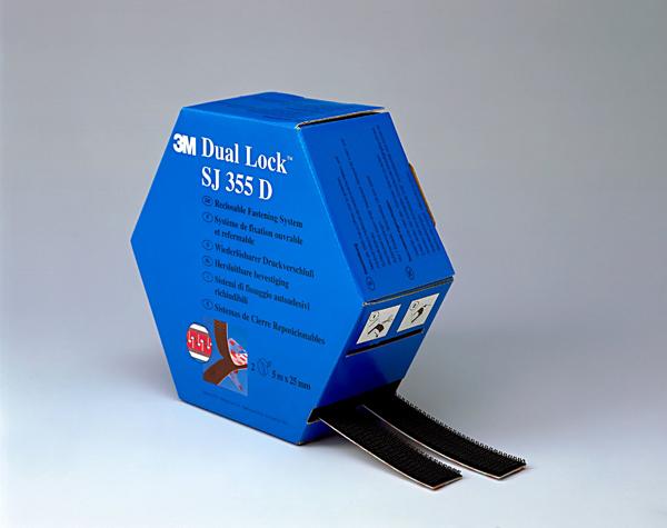 3M™ Dual Lock™ Spendebox SJ355D