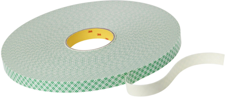 3M Scotchmount Doppelseitiges Klebeband mit Polyethylen-Schaumstoffträger 4008