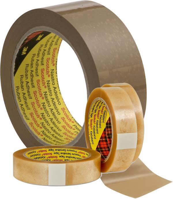Scotch® Verpackungsklebeband 6890, Rolle a 66m