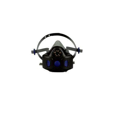 3M Secure Click Halbmaske mit Sprechmembran HF-801SD, HF-802SD, HF-803SD, Gr. S-L