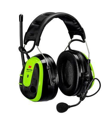 3M PELTOR WS ALERT XPI Headset, 30 dB, Bluetooth MultiPoint Technologie, Kopfbügel, MRX21AWS6