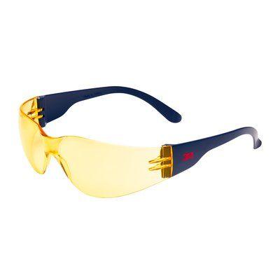 3M Schutzbrille 2821 PC grau getönt