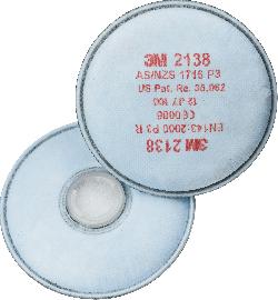 3M™ Partikelfilter mit Aktivkohle 2138