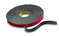 3M™ VHB™ Klebeband 5958FR, Schwarz, 12 mm x 33 m, 1 mm