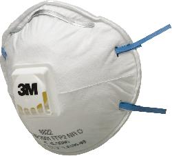 3M™ Atemschutzmaske 8822SV