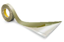 3M™ Doppelseitiges Klebeband mit Papiervlies-Träger 9527, Cremefarben, Rolle a 50m