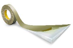 3M™ Doppelseitiges Klebeband mit Polyester-Träger 9731, Transparent, 25 mm x 33 m, 0,14 mm