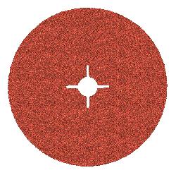 3M™ Cubitron™ II Fiberscheibe 982C, 180 mm, 22,23 mm, 60+