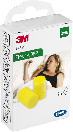 3M™ E-A-R™ Classic™ Gehörschutzstöpsel FP01008A