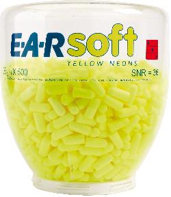 3M™ E-A-RSoft™ Gehörschutzstöpsel PD01002
