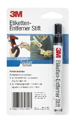 3M™ Etiketten Entferner Stift, Klar, 8,2 g