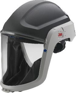 3M™ M-306 Helmkopfteil mit Komfort Gesichtsabdichtung und PolycarbonaVisier klar