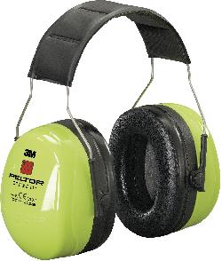 3M™ Peltor™ Optime II™ Kapselgehörschutz H520B   Born GmbH