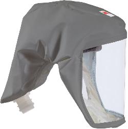 3M™ S-333 Einweg Leichthaube (grau) in Größe S - Material: Ventflex