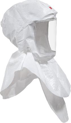 3M™ Ersatzhauben für S657 mit innerem Latz, Material: Web 24