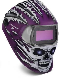 3M™ Speedglas™ 100 Raging Skull H752620
