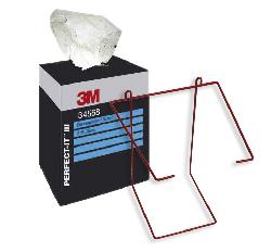 3M™ Perfect-it™ III Einwegpoliertuch, Weiß, 380 mm x 370 mm, 1 Rolle / Kleinpackung