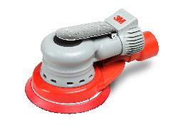 3M™ Einhand-Elektro-Exzenterschleifer Serie Elite, 150 mm, externe Absaugung, 5 mm Schleifhub, 5/16'' Gewinde