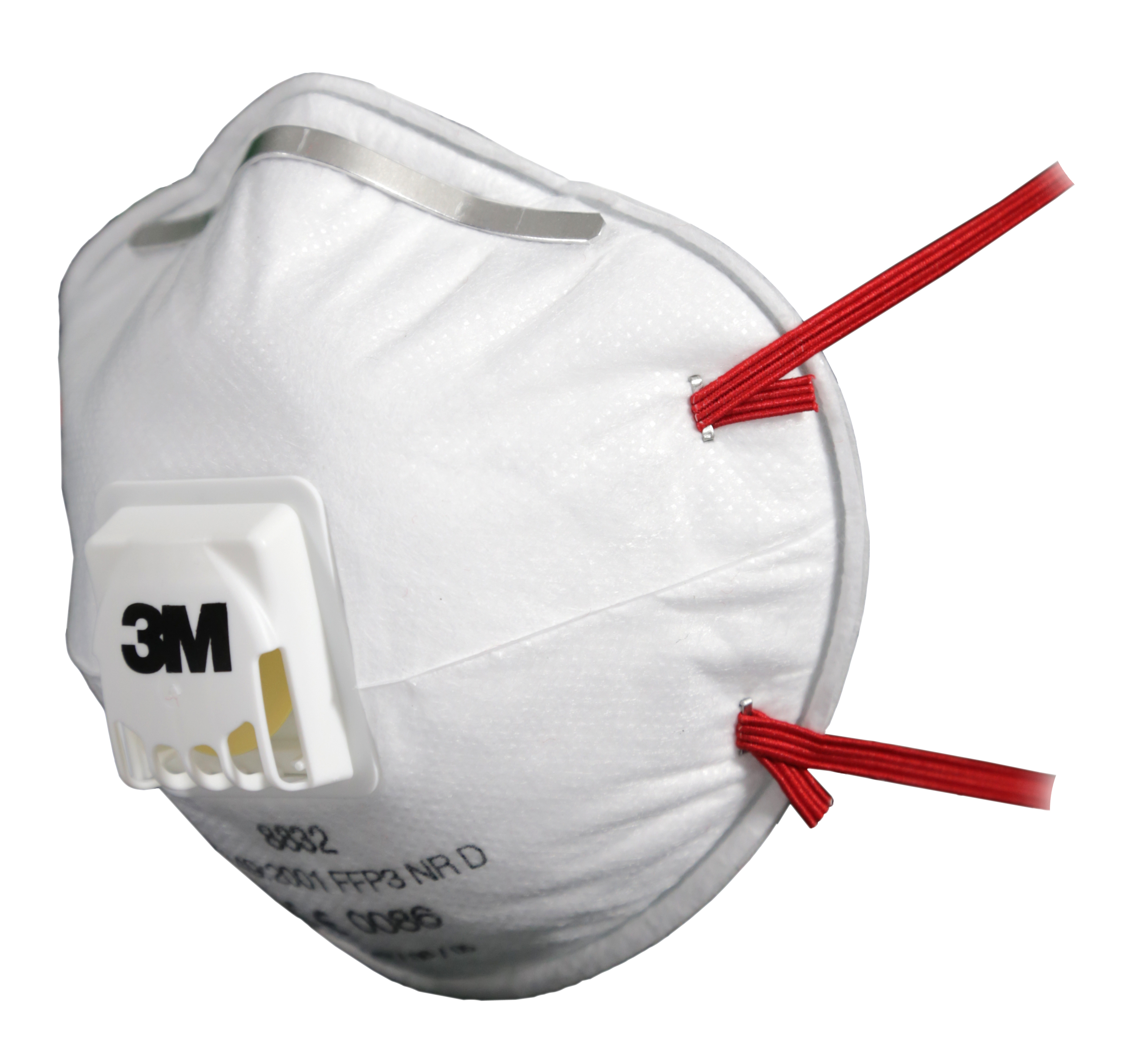 3M™ Atemschutzmaske 8832 FFP3 NR D