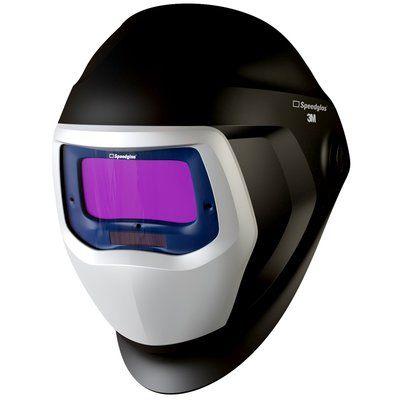 3M Speedglas 9100 Schweißmaske ohne Seitenfenster H501115, mit 9100X ADF