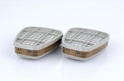 3M™ Gas- und Kombifilter 6051