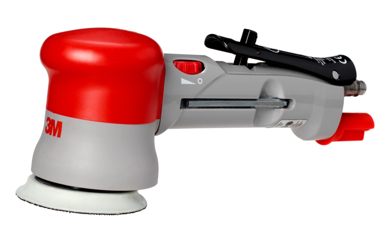 3M™ Druckluft-Exzenterpoliermaschine, 76 mm