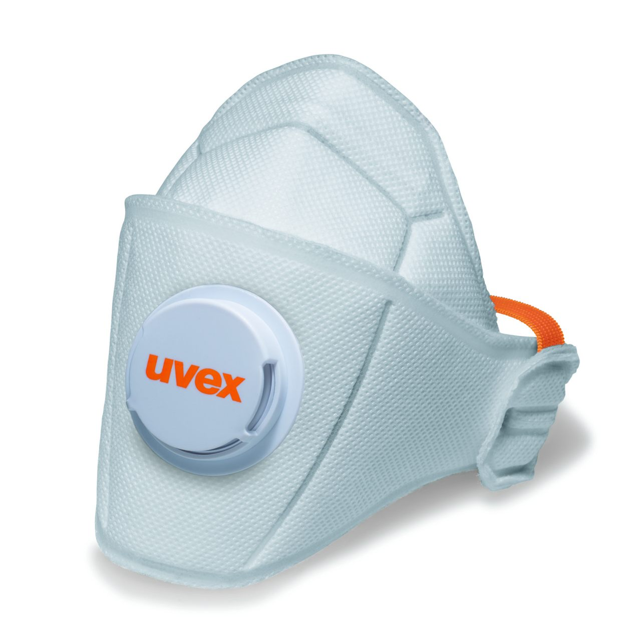 FFP2-Atemschutz-Faltmaske uvex silv-Air 5210 premium