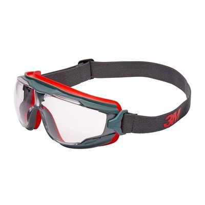 3M Vollsichtbrille mit Scotchgard Antibeschlag-Beschichtung, GG501SGAF-EU
