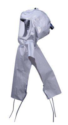 3M Ersatzhaube für S855 textiler Kragen. Chemisch beständig, Material: Zytron 200