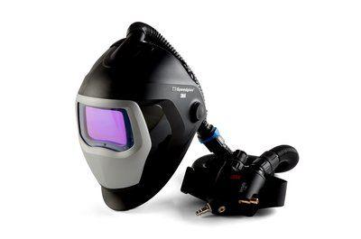 3M Speedglas Schweißmaske 9100 Air mit 9100XX ADF, mit Versaflo V-500E Druckluftatemschutz, inkl. Aufbewahrungstasche