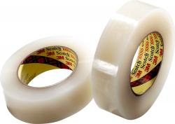 Scotch Stretchklebeband 8884, Transparent, 36 mm x 55 m, 0,13 mm