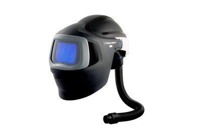 3M Speedglas Schweißmaske 9100 MP, mit 9100XX ADF, mit Luftschlauch, inkl. Tasche