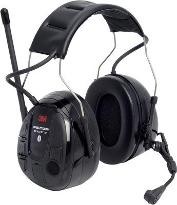 3M Peltor WS Alert XP Bluetooth Gehörschutz-Headset mit FM-Radio MRX21AWS